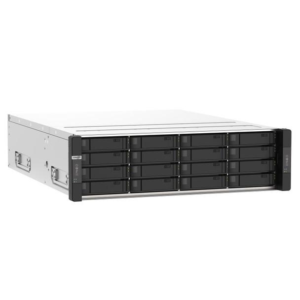 QNAP GM-1001 Gemini 16-Bay Diskless NAS Intel Xeon Quad-Core 8GB RAM Product Image 7