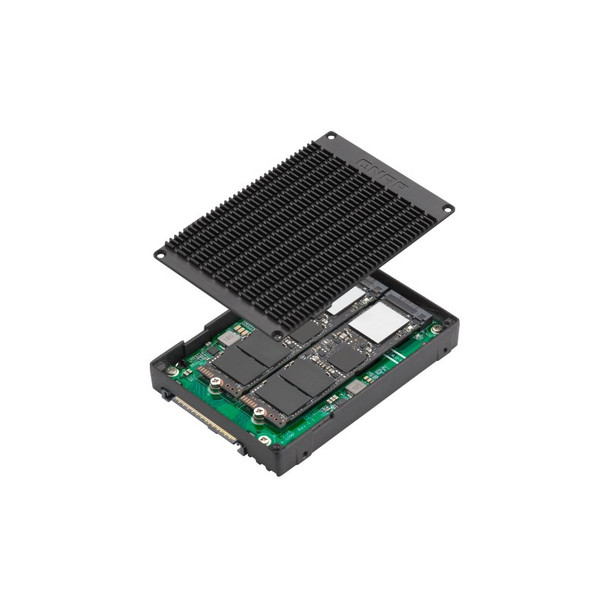 QNAP QDA-U2MP 2x M.2 PCIe NVMe SSD to U.2 PCIe NVMe SSD Drive Bay Adapter Product Image 6