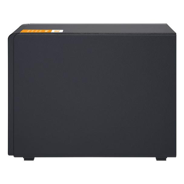 QNAP TL-D400S 4 Bay Desktop JBOD SATA Storage Expansion Enclosure Product Image 7