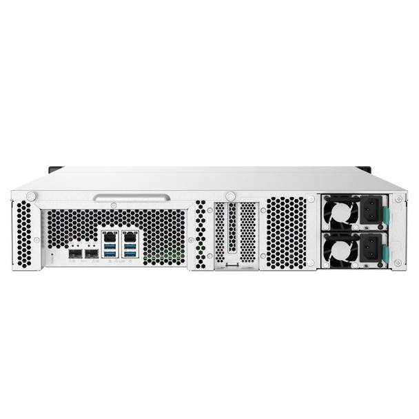 QNAP TS-832PXU-RP-4G Rackmount 8-Bay Diskless NAS Alpine Quad-Core 4GB RAM Product Image 4