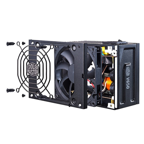 Cooler Master V650 SFX Gold Power Supply Product Image 12