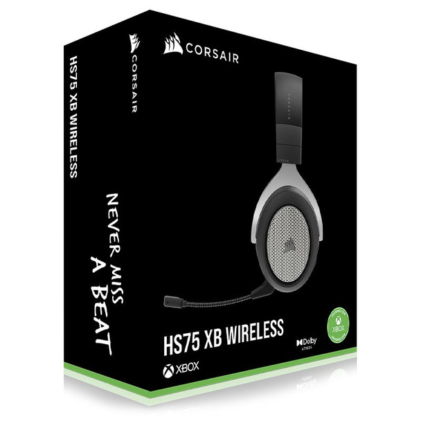 Corsair HS75 XB WIRELESS Gaming Headset for Xbox Series X and Xbox One Product Image 3