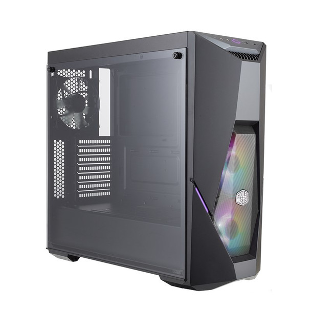 Cooler Master MasterBox K500 ARGB Tempered Glass Mid-Tower ATX Case Main Product Image