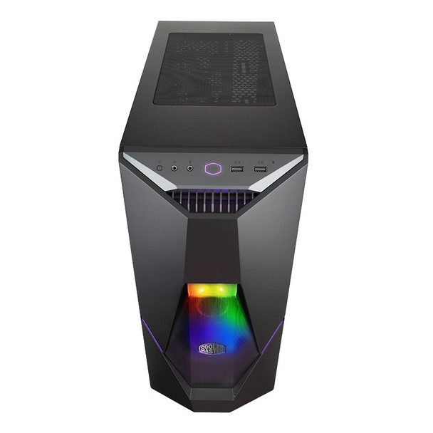 Cooler Master MasterBox K500 ARGB Tempered Glass Mid-Tower ATX Case Product Image 4