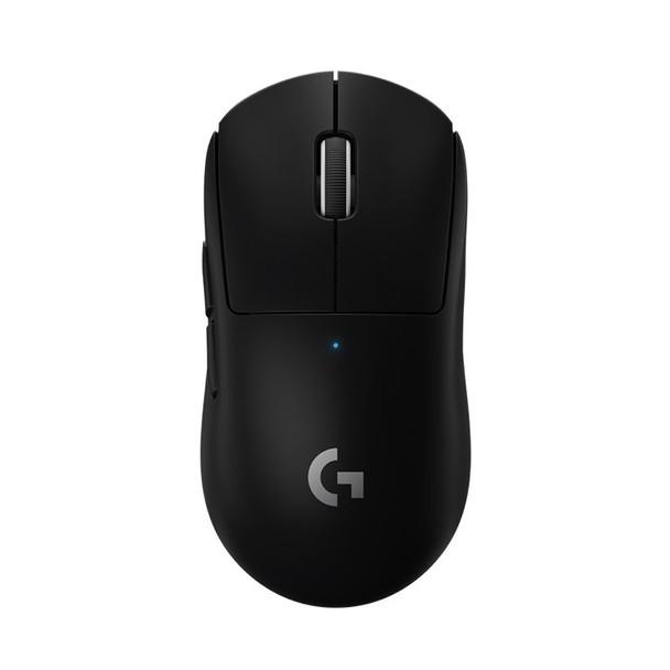 Logitech PRO X SUPERLIGHT Wireless Gaming Mouse - Black Main Product Image