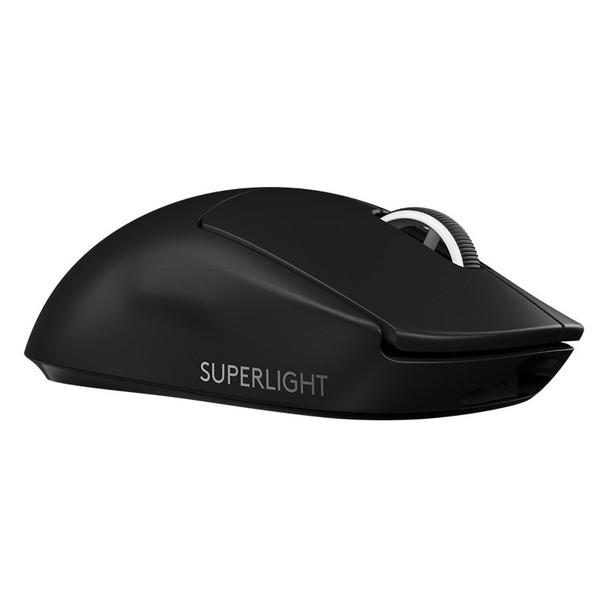 Logitech PRO X SUPERLIGHT Wireless Gaming Mouse - Black Product Image 3