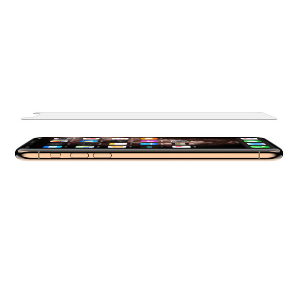 Belkin SCREENFORCE Tempered Glass Screen Protector - For Apple for iPhone 11 Pro Max- Clear Product Image 2