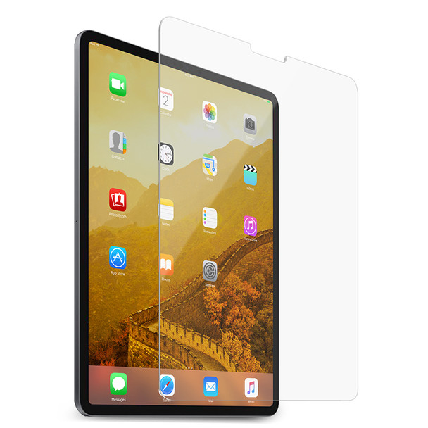 Cleanskin Glass Screen Guard - For iPad Pro 12.9in (2018) Main Product Image