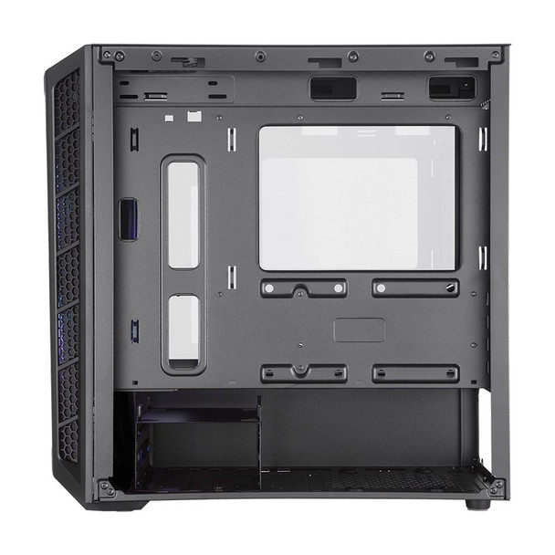 Cooler Master MasterBox MB311L ARGB Tempered Glass Micro-ATX Case Product Image 4
