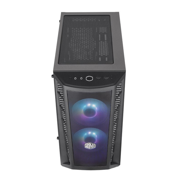 Cooler Master MasterBox MB311L ARGB Tempered Glass Micro-ATX Case Product Image 7