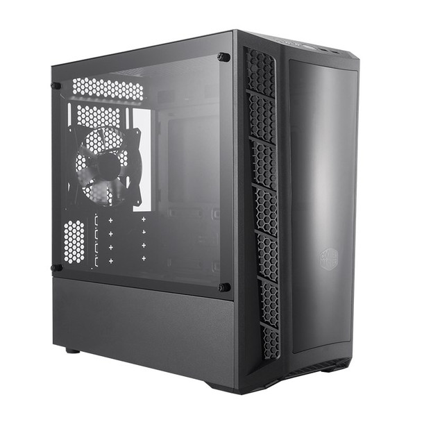 Cooler Master MasterBox MB320L Tempered Glass Micro-ATX Case Product Image 2