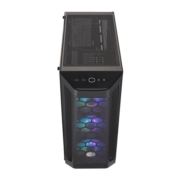 Cooler Master MasterBox MB511L ARGB Tempered Glass ATX Case Product Image 7