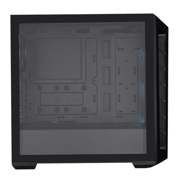 Cooler Master MasterBox MB520L ARGB Tempered Glass ATX Case Product Image 2