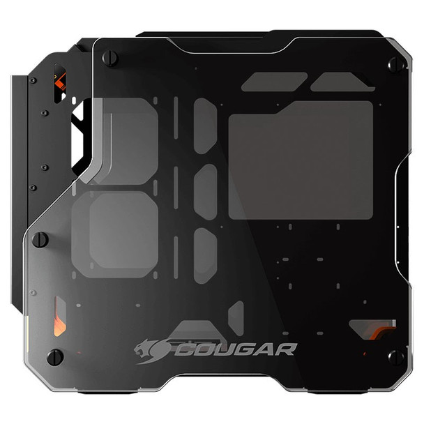 Cougar Blazer Essence Open-Frame Tempered Glass Mid-Tower ATX Case Product Image 4
