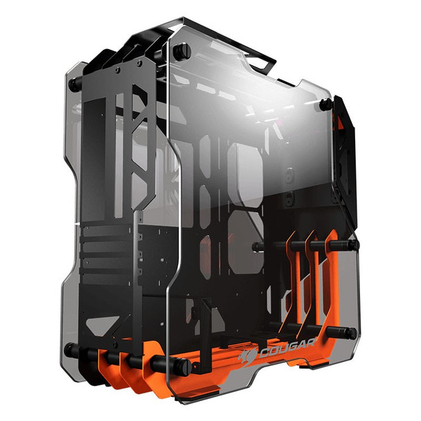 Cougar Blazer Essence Open-Frame Tempered Glass Mid-Tower ATX Case Product Image 6