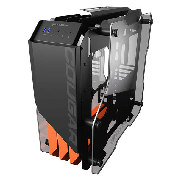 Cougar Blazer Essence Open-Frame Tempered Glass Mid-Tower ATX Case Product Image 7