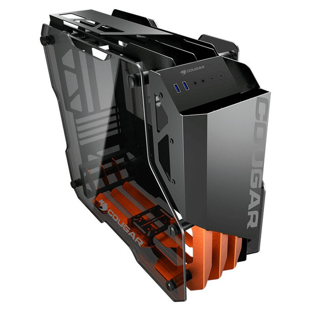 Cougar Blazer Essence Open-Frame Tempered Glass Mid-Tower ATX Case Product Image 9