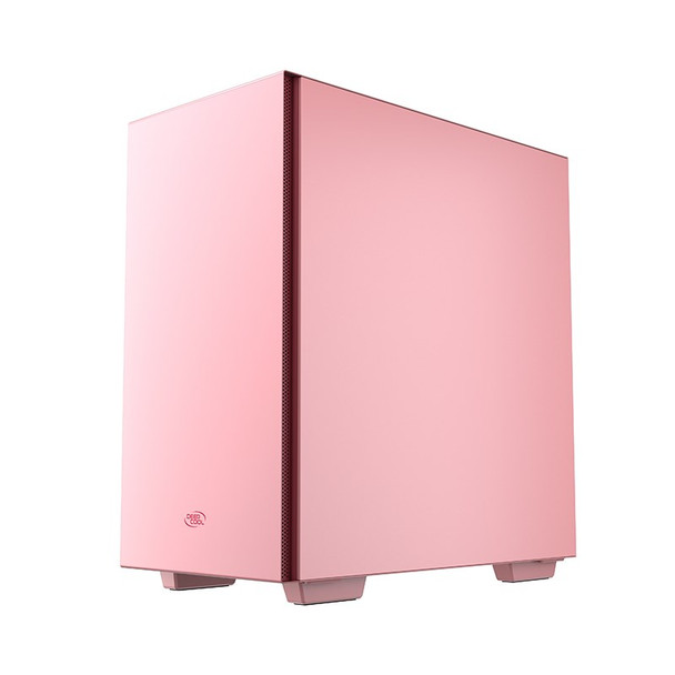 Deepcool MACUBE 110 Tempered Glass Mini Tower Micro-ATX Case - Pink Product Image 3