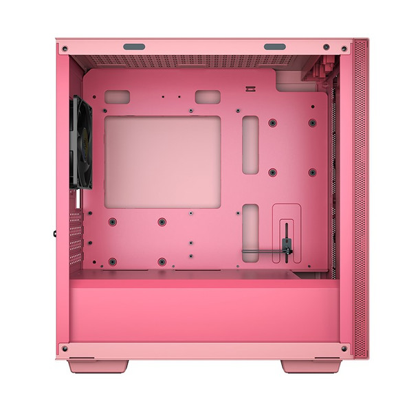 Deepcool MACUBE 110 Tempered Glass Mini Tower Micro-ATX Case - Pink Product Image 10