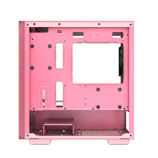 Deepcool MACUBE 110 Tempered Glass Mini Tower Micro-ATX Case - Pink Product Image 11