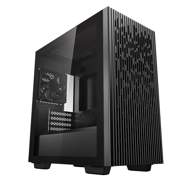 Deepcool MATREXX 40 Tempered Glass Micro-ATX Case - Black Product Image 7