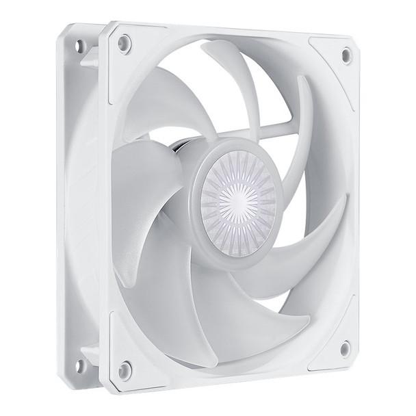 Cooler Master SickleFlow ARGB 120mm Fan - White 3 Pack Product Image 4