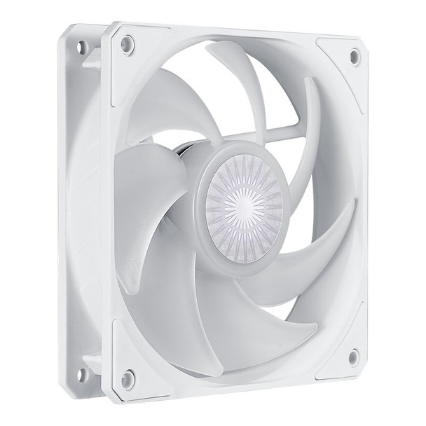 Cooler Master SickleFlow ARGB 120mm Fan - White Edition Product Image 4