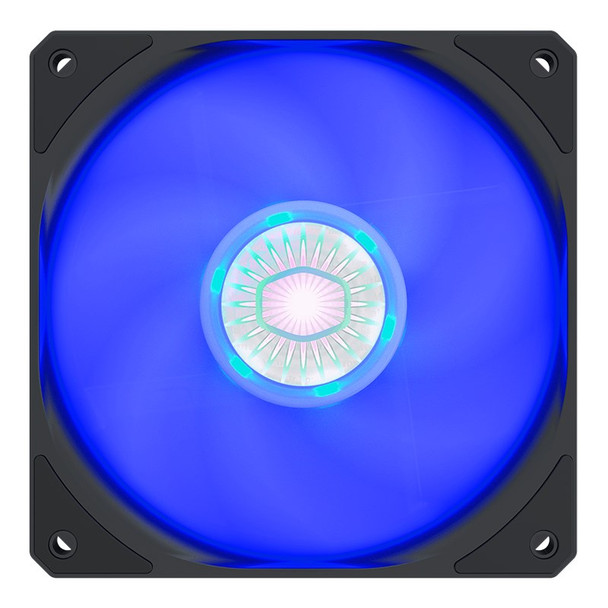 Cooler Master SickleFlow LED 120mm Fan - Blue Product Image 2