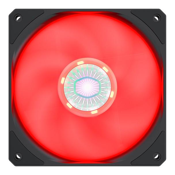 Cooler Master SickleFlow LED 120mm Fan - Red Product Image 2