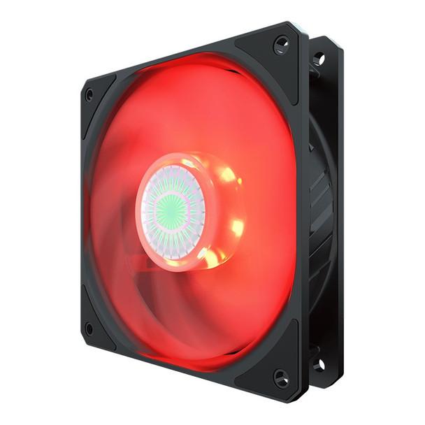 Cooler Master SickleFlow LED 120mm Fan - Red Product Image 3
