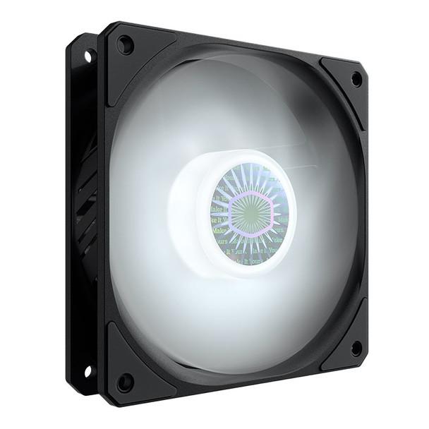Cooler Master SickleFlow LED 120mm Fan - White Main Product Image