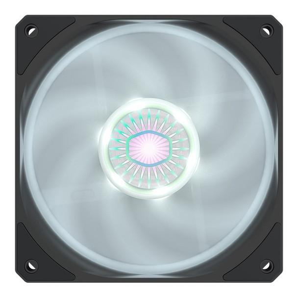Cooler Master SickleFlow LED 120mm Fan - White Product Image 2