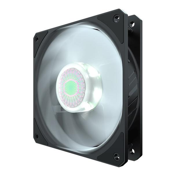 Cooler Master SickleFlow LED 120mm Fan - White Product Image 3