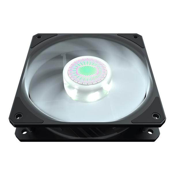 Cooler Master SickleFlow LED 120mm Fan - White Product Image 4