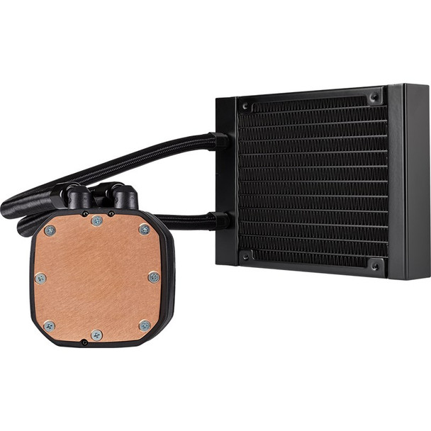 Corsair Hydro Series H60i RGB Pro XT 120mm Liquid CPU Cooler Product Image 3