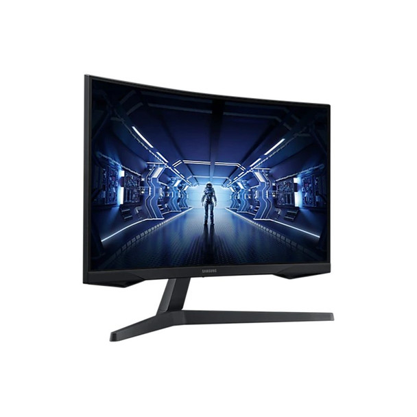 Samsung Odyssey G5 27in 144Hz WQHD 1ms Curved FreeSync VA Gaming Monitor Product Image 4
