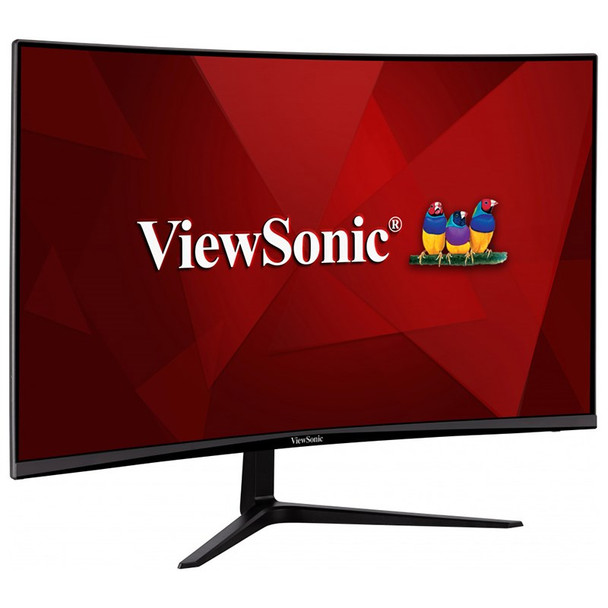 ViewSonic VX3218-PC-MHD 32in 165Hz FHD 1ms FreeSync VA Curved Gaming Monitor Product Image 2