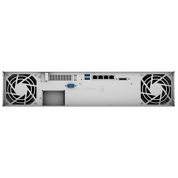 Synology Diskstation RS1221+ 8-Bay Diskless NAS Quad Core 2.2GHz 4GB Product Image 2