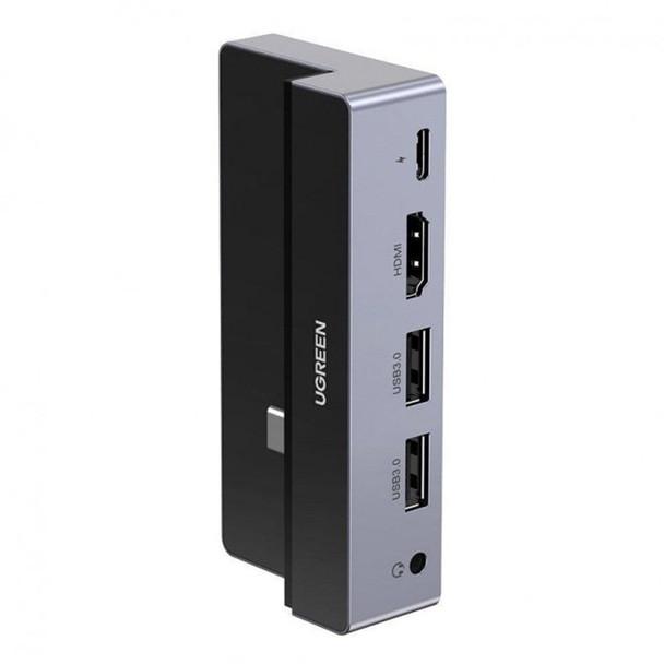Ugreen 70688 USB-C 5-in-1 Multiport Adaptor Hub - For iPad Pro Main Product Image