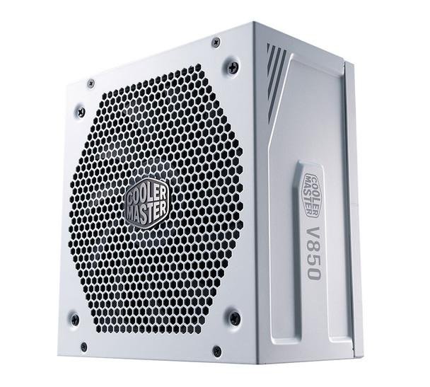 Cooler Master V 850W GOLD Modular V2 Power Supply - White Edition Main Product Image