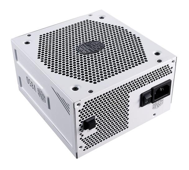 Cooler Master V 850W GOLD Modular V2 Power Supply - White Edition Product Image 3