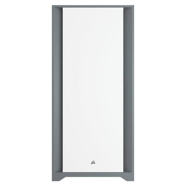 Corsair 5000D Tempered Glass Mid-Tower ATX PC Case — White Product Image 2