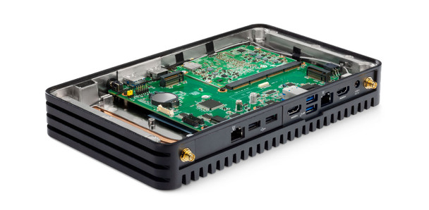 Intel NUC Rugged Chassis Element CMCR1ABB Product Image 3