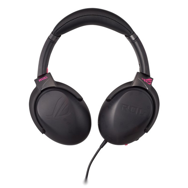Asus ROG Strix GO Core Wired Gaming Headset - Electro Punk Product Image 3