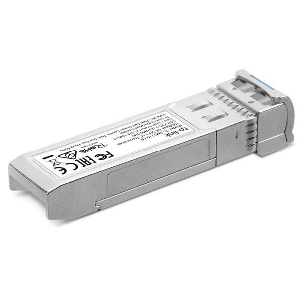 TP-Link TL-SM5110-LR 10GBase-LR SFP+ LC Transceiver Product Image 2