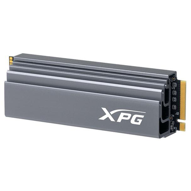 Adata XPG GAMMIX S70 1TB M.2 PCIe Gen4x4 NVMe SSD AGAMMIXS70-1T-C Product Image 2