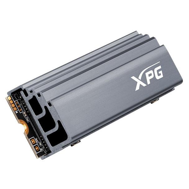 Adata XPG GAMMIX S70 1TB M.2 PCIe Gen4x4 NVMe SSD AGAMMIXS70-1T-C Product Image 4