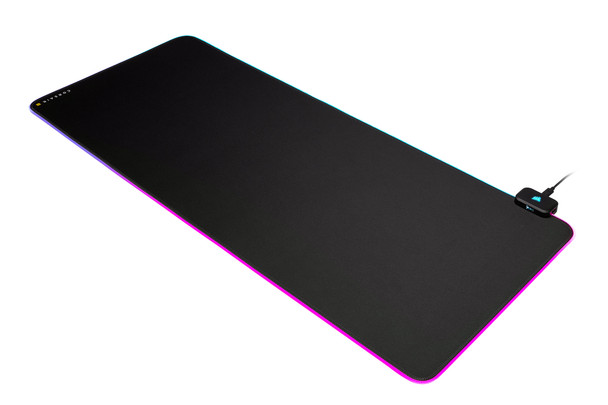 Corsair MM700 RGB Extended Mouse Pad – Black Product Image 2