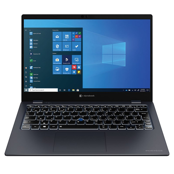 Toshiba dynabook Portege X30L-J 13.3in Laptop i7-1165G7 16GB 256GB W10 Pro Touch Main Product Image
