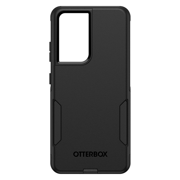Otterbox Commuter Case - For Samsung Galaxy S21 Ultra 5G - Black Main Product Image